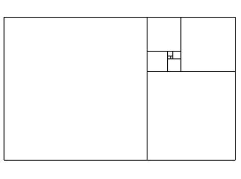 golden section rectangle the golden section and the golden rectangle