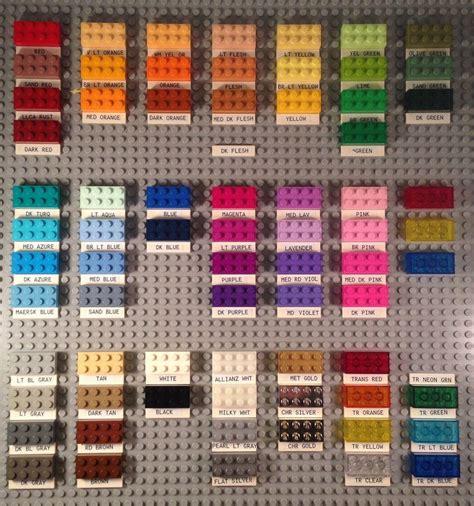 lego colors 3001 colors lego lego