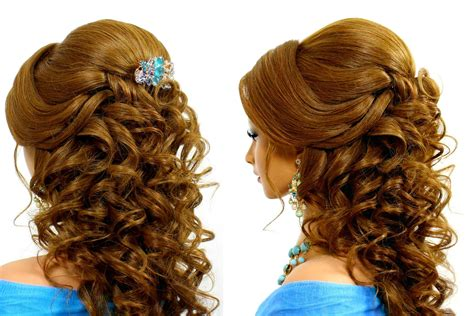 wedding hairstyle for hair tutorial