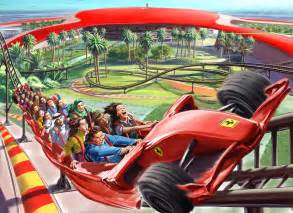 World Fastest Roller Coaster World Theme Park Abu Dhabi Best Rates Cheapest