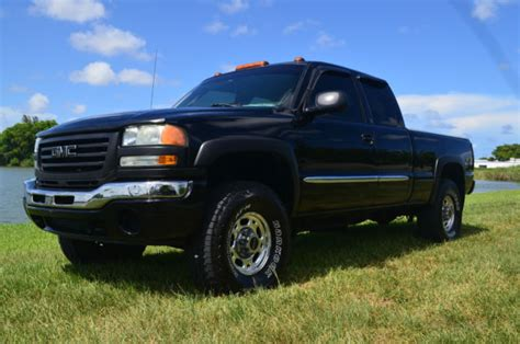how do i learn about cars 2003 gmc sierra 2500 engine control 2003 gmc sierra 2500hd 4x4 lifted florida truck black sle clean car fax
