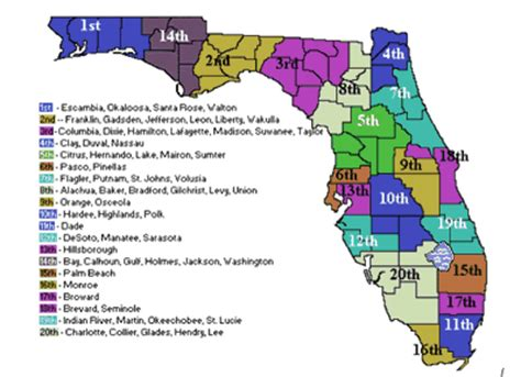 middle district of florida map the construction lawyers construction attorneys gilbert