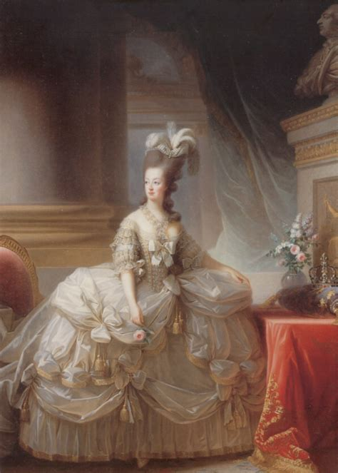 french revolution painting bathtub madame vig 233 e le brun on marie antoinette history and