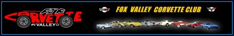 fox valley corvette club fvcc
