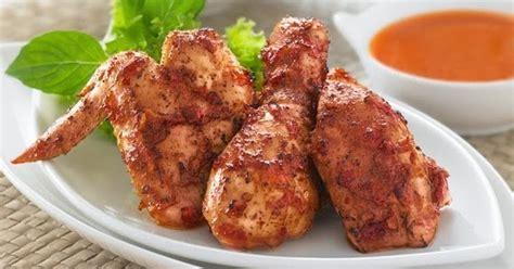 Ayam Panggang Per Ekor resep ayam bakar bumbu rujak enak resep juna
