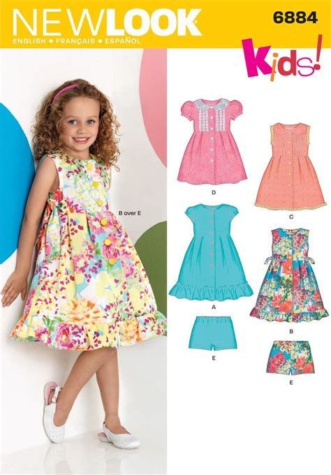 pattern dress child 20 best images about girls dress patterns on pinterest