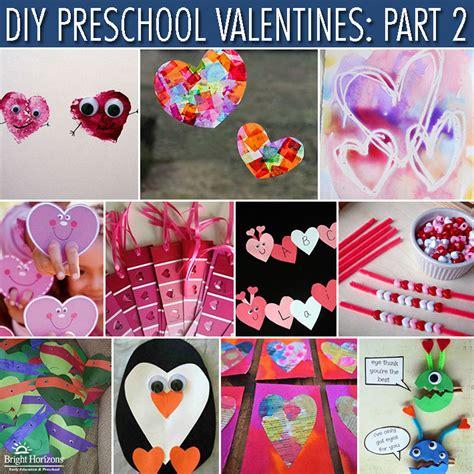 preschool valentines diy preschool valentines gifts bright horizons parent