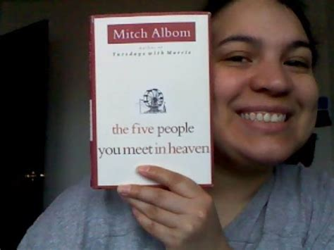 the five you meet in heaven book report book review the five you meet in heaven