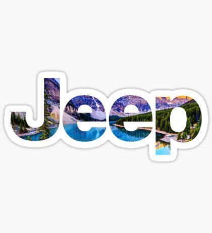 jeep sticker jeep stickers redbubble