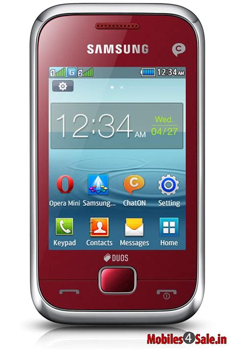 themes for samsung rex 60 samsung rex 60 picture showing the front view of the red