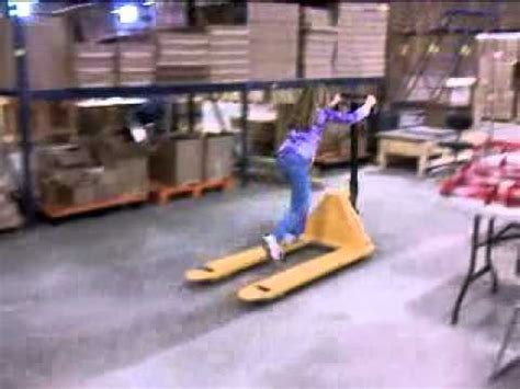 keep on riding on and on house music riding a pallet jack youtube