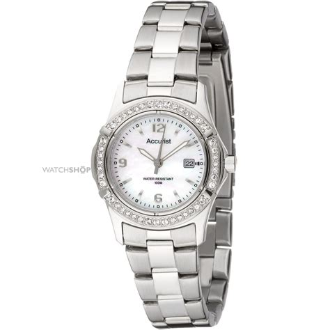 Ladies' Accurist Watch (LB1540P)   WATCH SHOP.com?