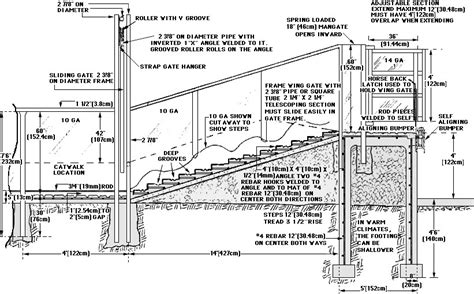 Piling House Plans by Loading Ramp Sideview