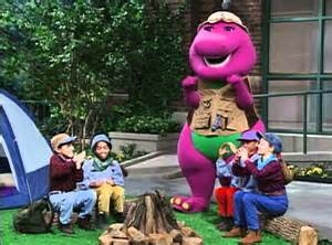 Barney And The Backyard Gang Youtube Barney Amp Friends Smores Hd 720p Youtube