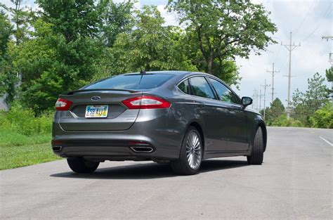 2013 ford review 2013 ford fusion review