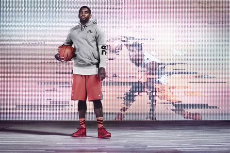 Style On The Go 2 by Nike Welcomes Kyrie Irving To Its Esteemed Signature