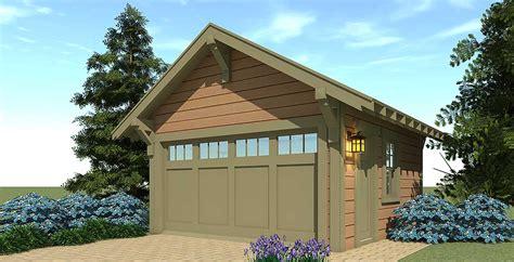 craftsman style garage plans craftsman style 2 car garage plan 44126td