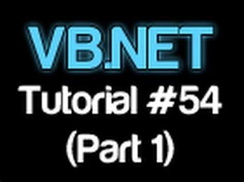 youtube regex pattern vb net tutorial 54 regex part 1 visual basic 2008