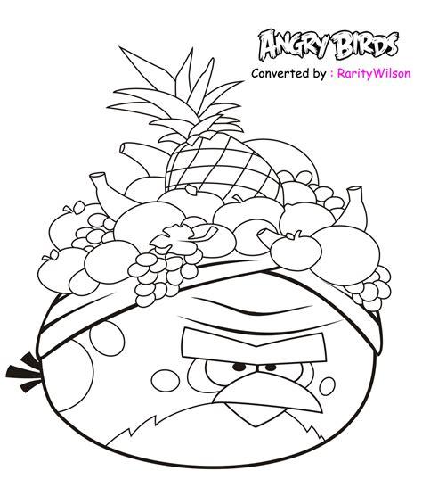 angry bird coloring page printable angry birds printables angry birds rio coloring pages