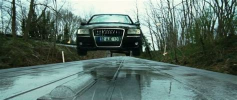 transporter 3 audi a8 w12 the audi a8 transporter 3 and some rad stunts