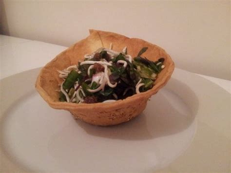 comestibles cocinar en casa es facilisimo com receta del d 237 a ensaladera comestible cocinar en casa es