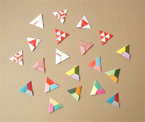 Origami Triangles - 298 best triangles images on architecture