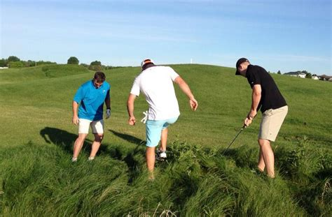 lost golf swing on the rules provisionally speaking ontario golf news