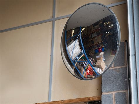buy large convex mirror free delivery
