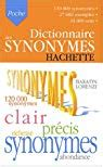 Robert Dictionnaire Des Synonymes Babelio