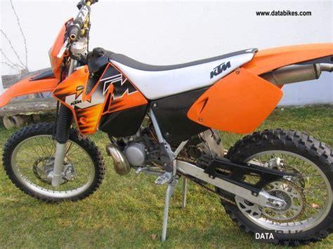 1999 Ktm 250 Exc 1999 Ktm Exc 200