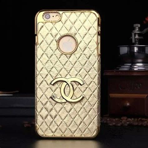 Samsung S5 Gucci Inspirated Custom coque 233 tui chanel d or pour iphone6 6 plus 5 5s