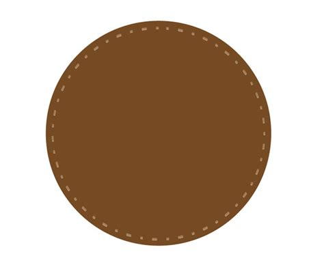 Circle 03 Brown common elements used in wooden ui design webdesigner depot