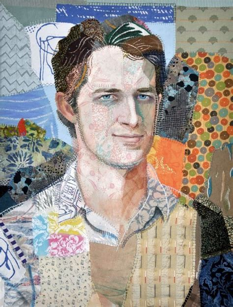 Portrait Quilts by 78 Images About Quilt On Textile
