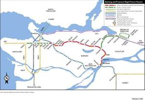 Vancouver Subway Map by Subway Metro Tube Maps Who Wants To Post Them Page 2