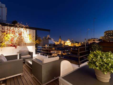 penthouse terrace penthouse terrace with spectacular homeaway sant