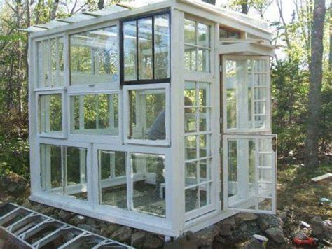 what are house wind0ws made 0ut of 33 greenhouses built from windows diy cozy home