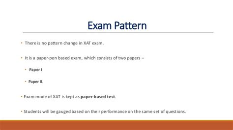 xat scoring pattern detailed information on xat 2016 eligibility pattern and