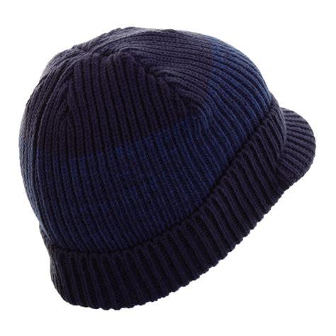 mizuno golf 2016 mens peaked beanie winter wooly hat cap