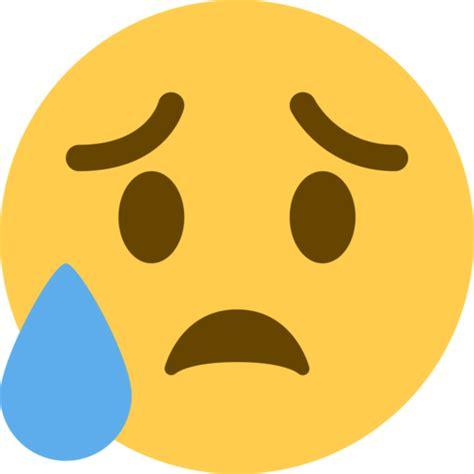 imagenes de un emoji triste rosto triste mas aliviado emoji