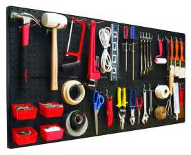 Garage Organization Kits New Tool Organizer Hanging Peg Board 8 Square Foot Garage