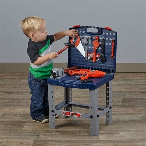 kids work bench and tools 17 best ideas about kids workbench on pinterest kids tool bench redo nightstand and