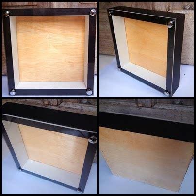 Cat Akrilik Harga Satuan frame minimalis lu handmade scrapframe unik