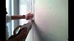 gipsplatten decke rigips fugen verspachteln mit gewebeband ames