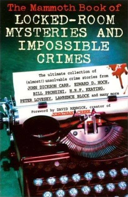 libro the mammoth book of the mammoth book of locked room mysteries impossible crimes by mike ashley nook book ebook