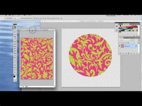 add pattern to shape in photoshop great graphics photoshop tutorial how to make patterns and