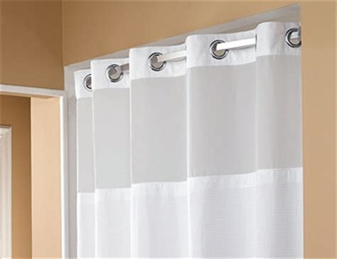 shower curtains without rings hookless shower curtain review quarter past normal