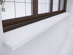 Finishing Window Sills Window Sills How To Choose The Finishing Touch Of Your
