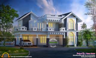 House Design Style 2015 by New Kerala House Plans For June 2015 Keralahousedesigns