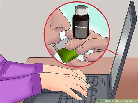 Metcalfe Checks Into Rehad by How To Check Into Rehab 15 Steps With Pictures Wikihow