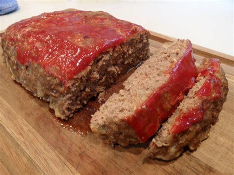 Meatloaf Kitchen meatloaf an inspired kitchen